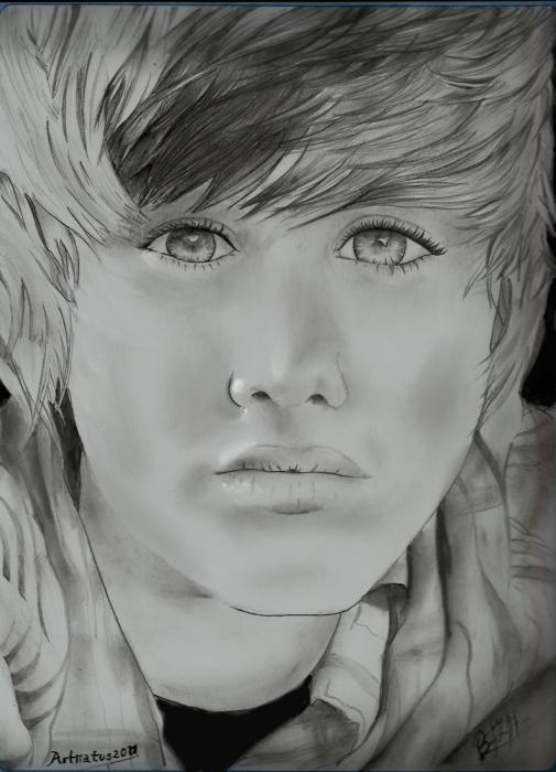 Justin Bieber by melogb07